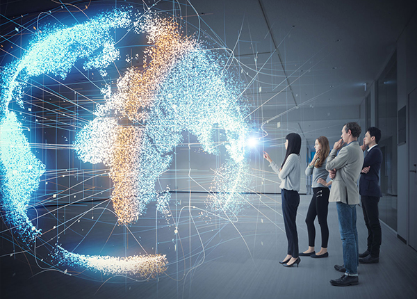 WEBとデジタルサイネージの連携